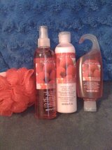 4-Piece Gift Set,Naturals RASPBERRY&HIBISCUS in Fort Polk, Louisiana