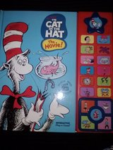 Dr. Seuss' The Cat in the Hat The Movie book in Camp Lejeune, North Carolina