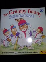 The Grumpy Bunny Joins the Team book in Camp Lejeune, North Carolina